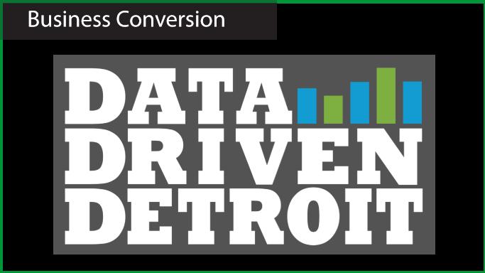 Data Driven Detroit