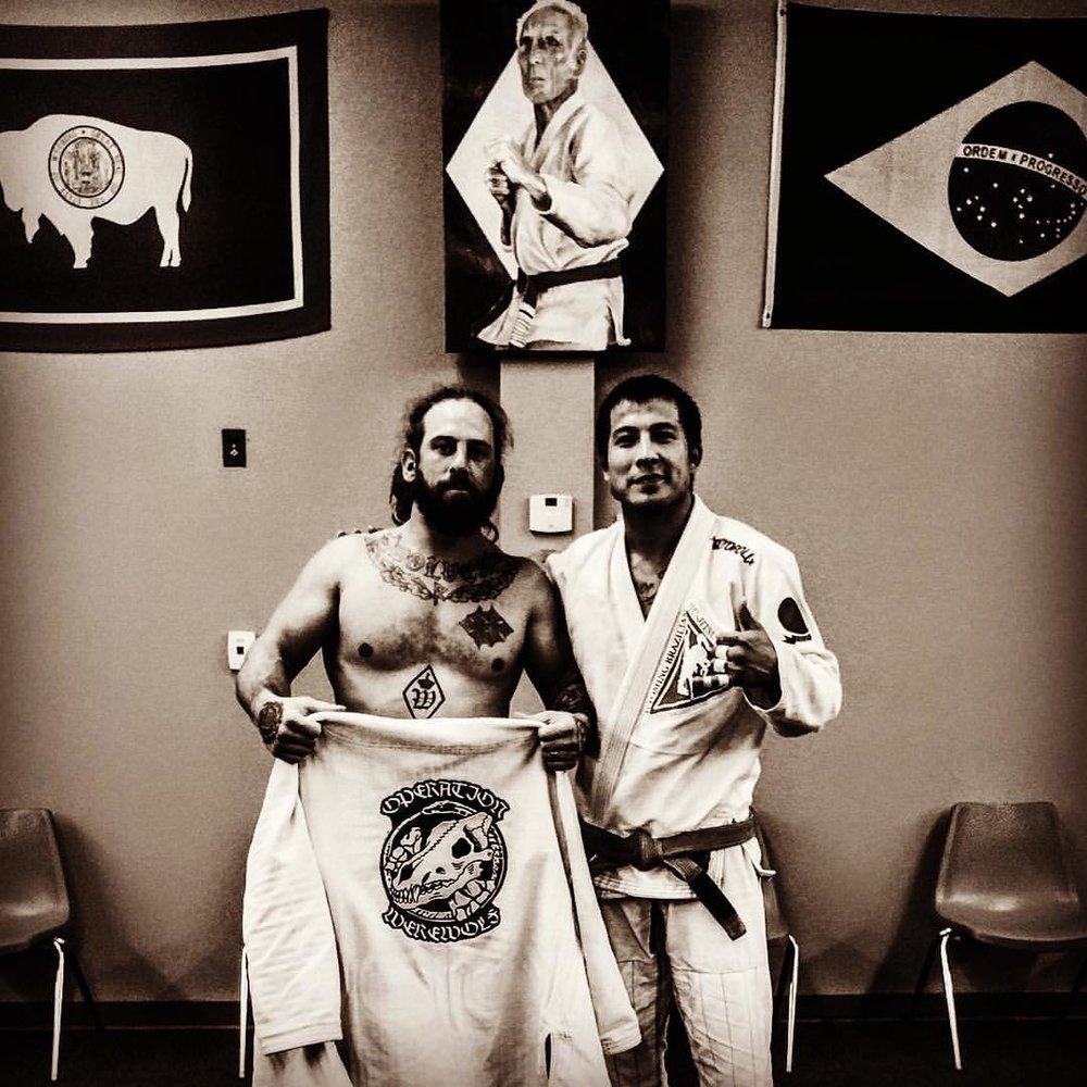 Photo taken at Cheyenne Brazilian Jiu Jitsu