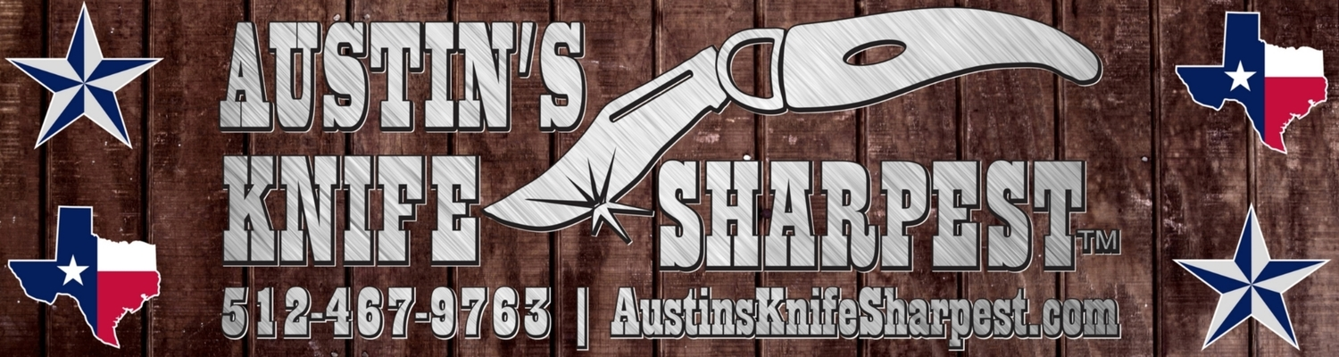 Austin's Knife Sharpest