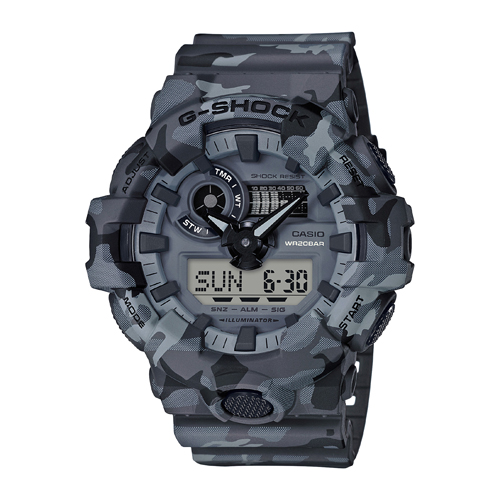 abcc9fd5edd5 G-Shock Black Camo Analog Digital — Harry Ritchie s