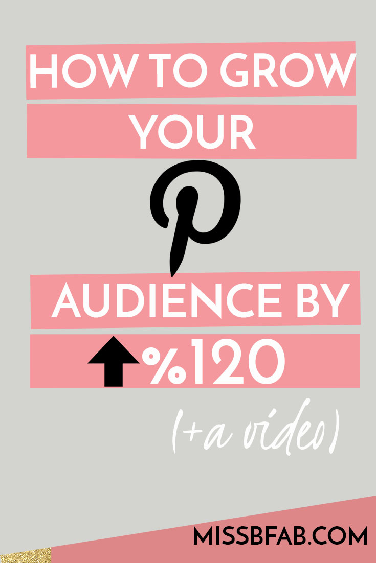 PInterest is the place to be to drive traffic. I have been able to grow my following by 120% in two moments. My engagement and views on Pinterest are through the roof. Click over and see how I manage to do all this in such a short period of time!