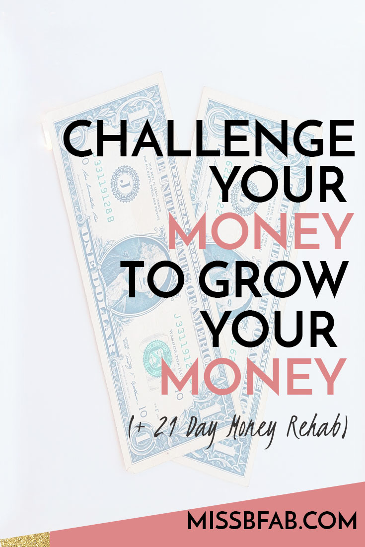 For the month of April missbfab.com is hosting a financial challenges. Everyday for 21 days you receive the action steps toward building and budget to pay  off debt. To learn more click and join!