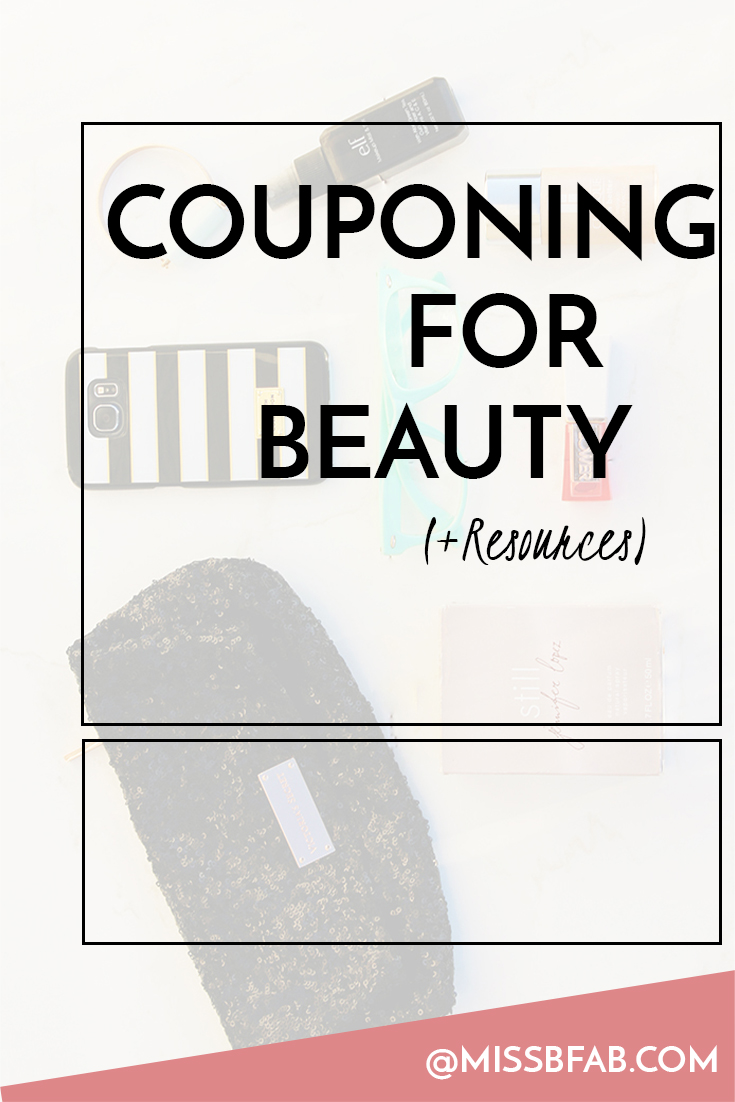 Ever wonder how to get beauty products for less. Join this week's beauty series where you will learn where to get the coupons + how to apply the products you purchase! Click to read and get the resources