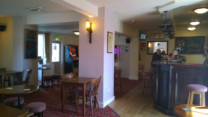 The Pendle Witch, Atherton