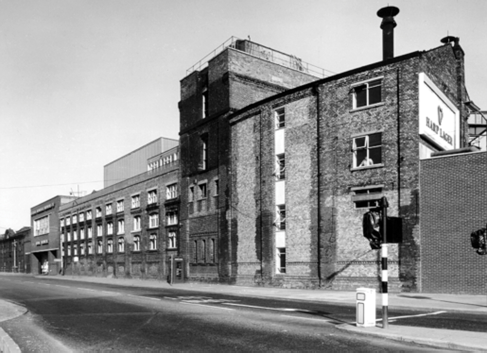 The Royal Brewery in 1961