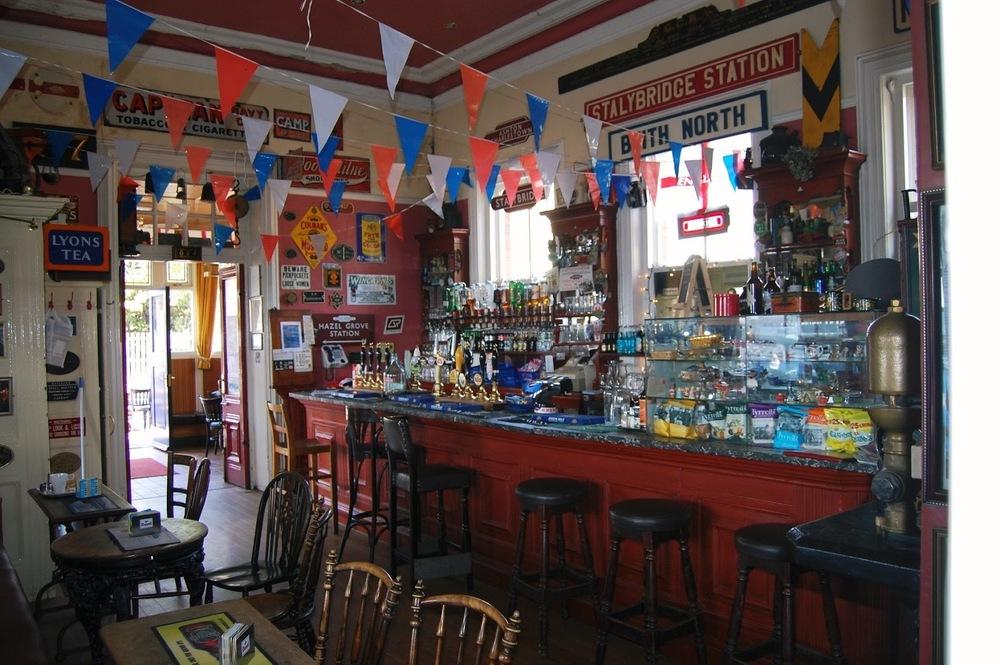 Stalybridge Buffet Bar