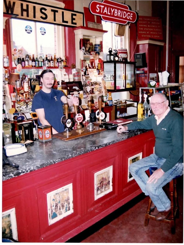The Stalybridge Buffet Bar circa 1989