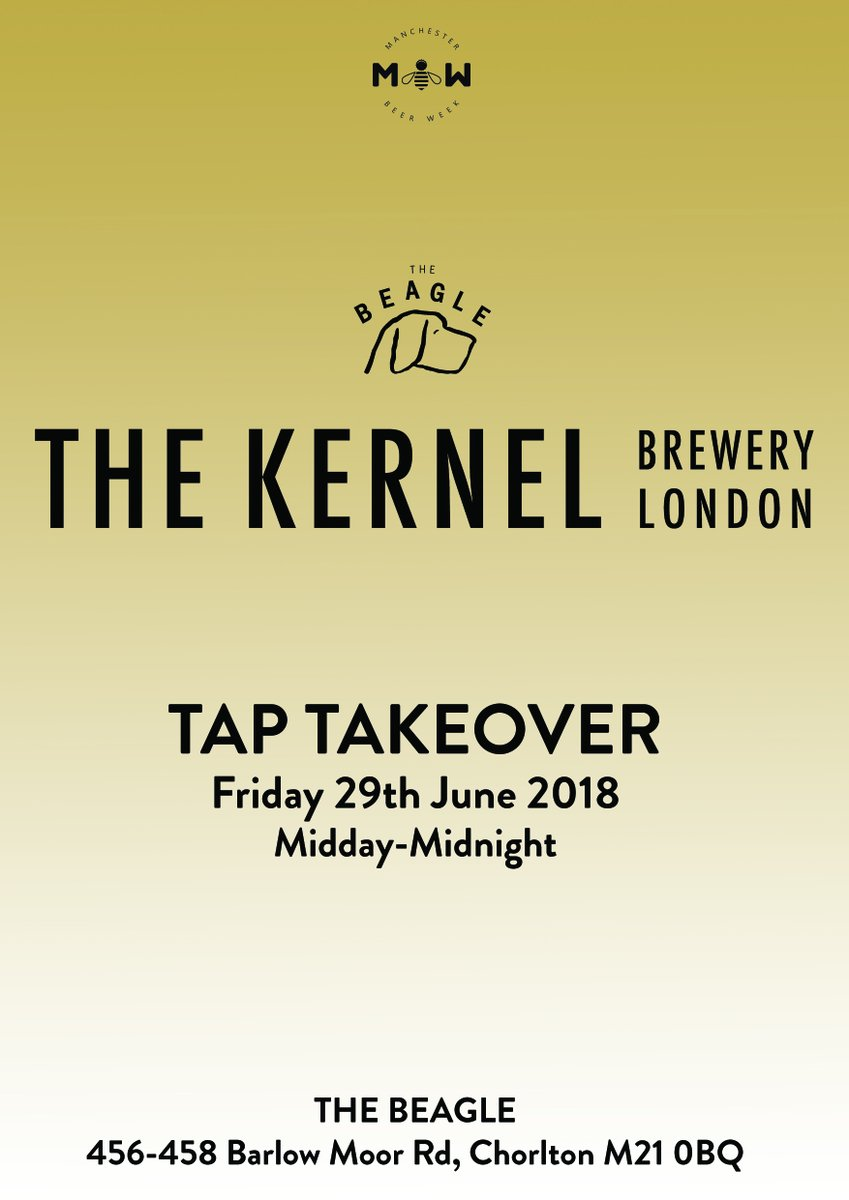 The Kernel tto at The Beagle