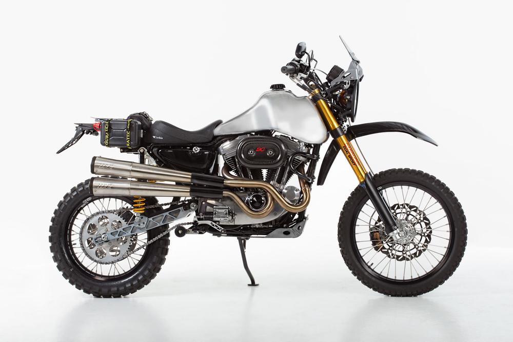 Carducci Dualsport Custom Harley-Davidson Sportster
