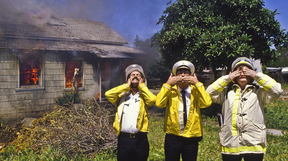 Fireman Humor