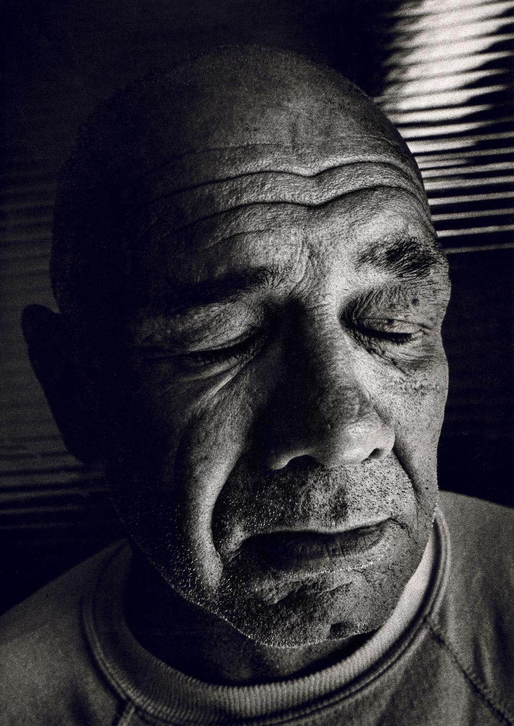 John Apostle, former boxer