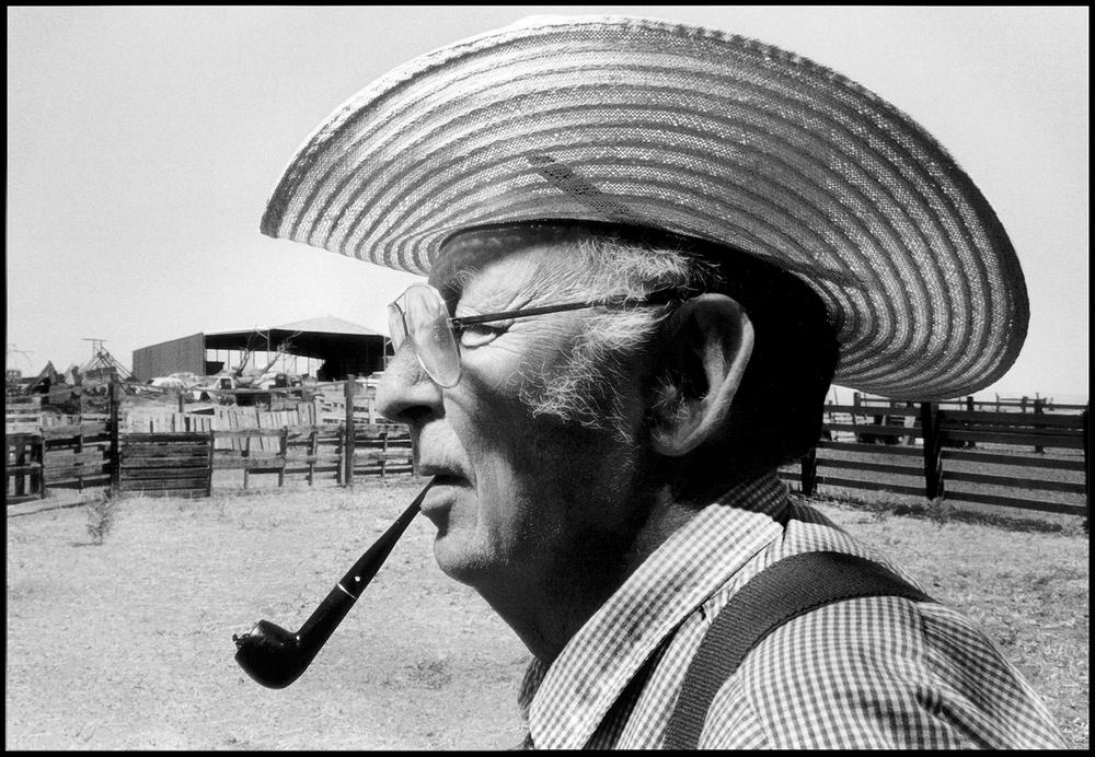 Rancher Abin Jensen, Livermore Calfifornia