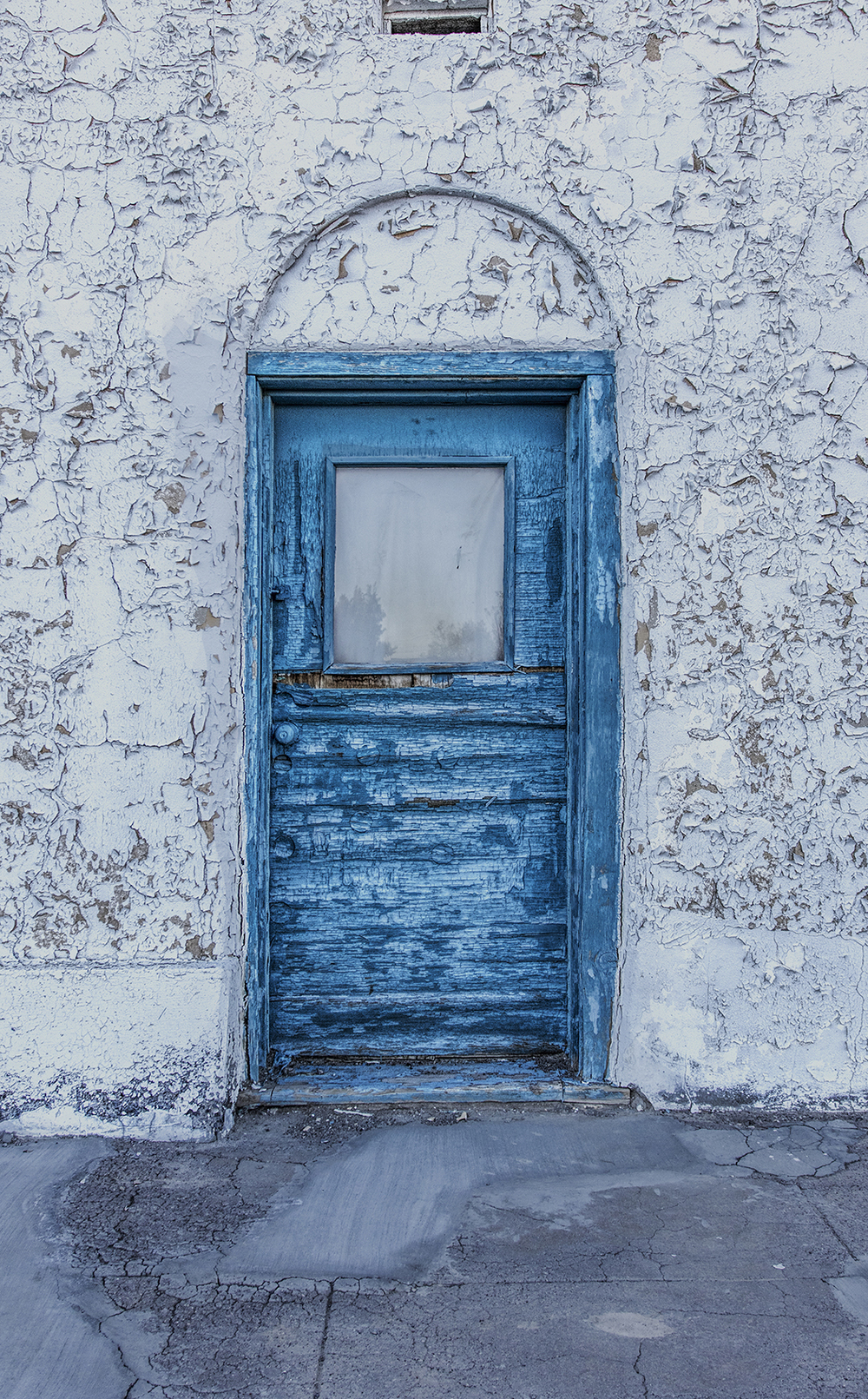Blue Door Amargosa, 2015