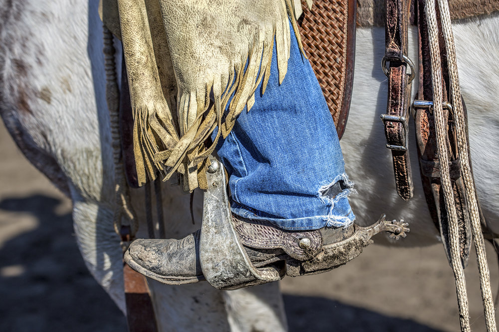 Chaps & Boot