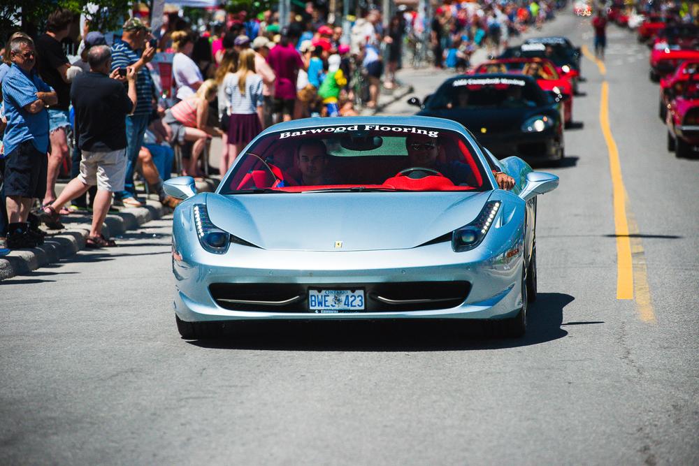 Ottawa ferrari festival 2016