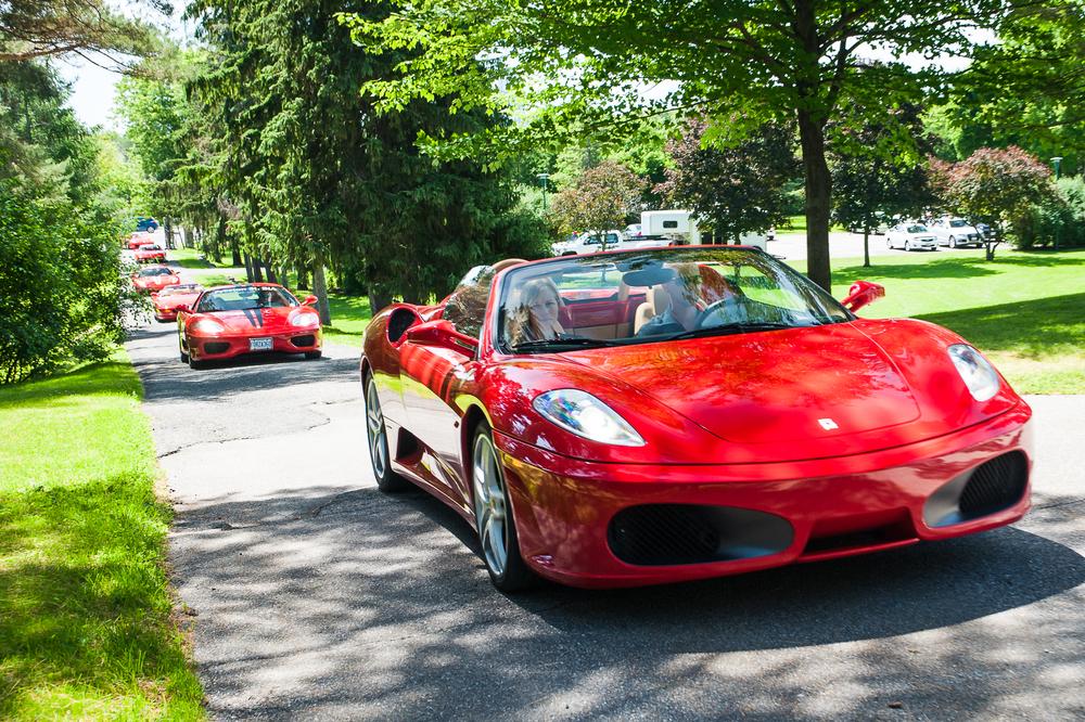 Ferrari Club Of America U2022 Ottawa Chapter