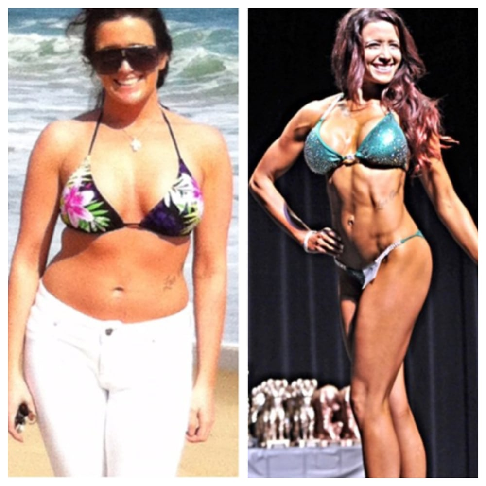 Jillian's Transformation - Before and After