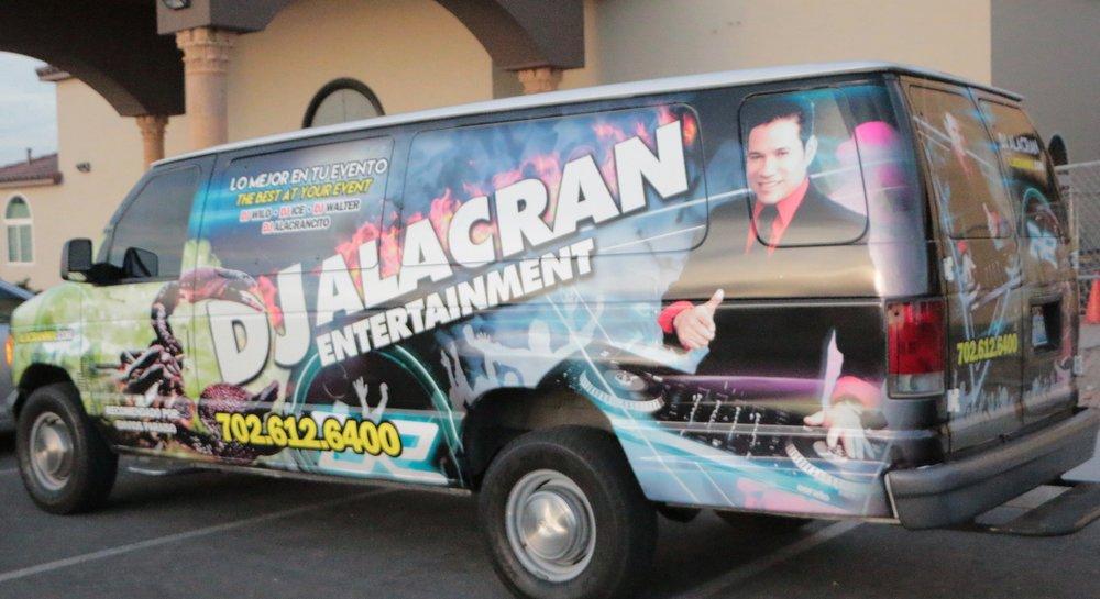 Nuestro Alacran Mobil - Our Alacran mobile.