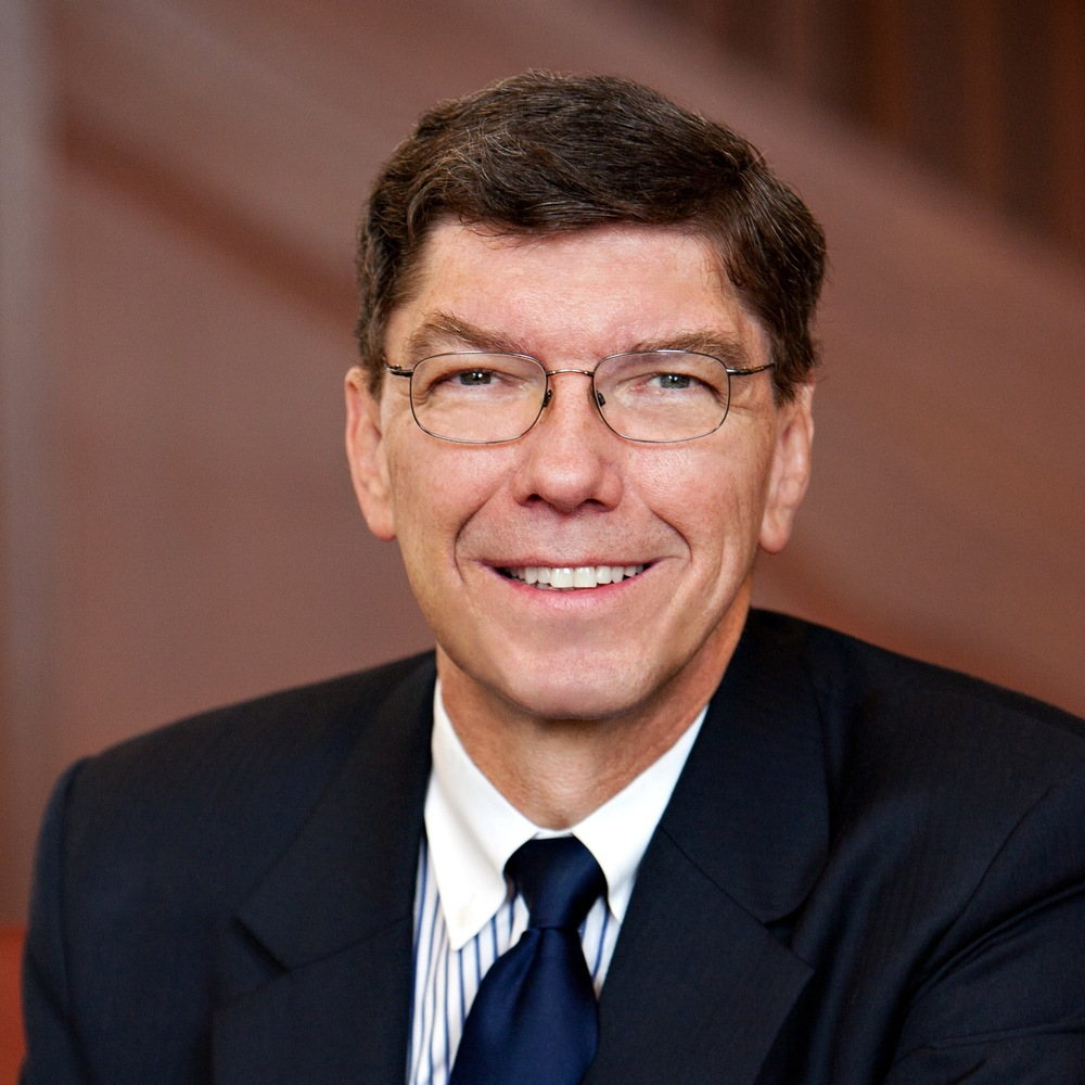 Professor Clayton Christensen, author of The Innovator's Dilemma. Credit: Christenseninstitute.org
