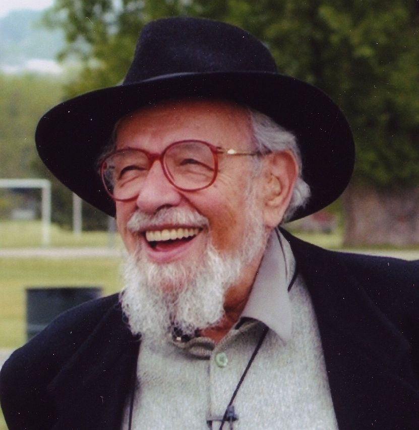 Reb Zalman Schachter-Shalomi, a central figure in Magid's  American Post-Judaism.  Credit: www.LegacyOfWisdom.org