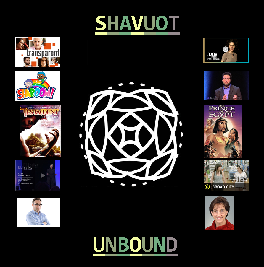 "Check out all of our ""tracks"" for your all-night Shavuot experience by scrolling down this page!"