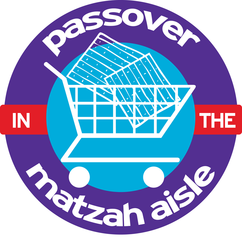 "Passover in the Matzah Aisle is one of Big Tent Judaism's most prominent ""Public Space Judaism"" initiatives. Image Credit: Boulder Jewish News"