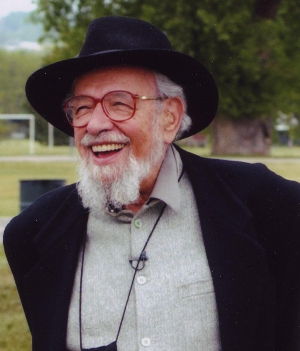 Zalman Schachter-Shalomi, founder of Jewish Renewal - Image Credit: VelveteenRabbi.blogs.com