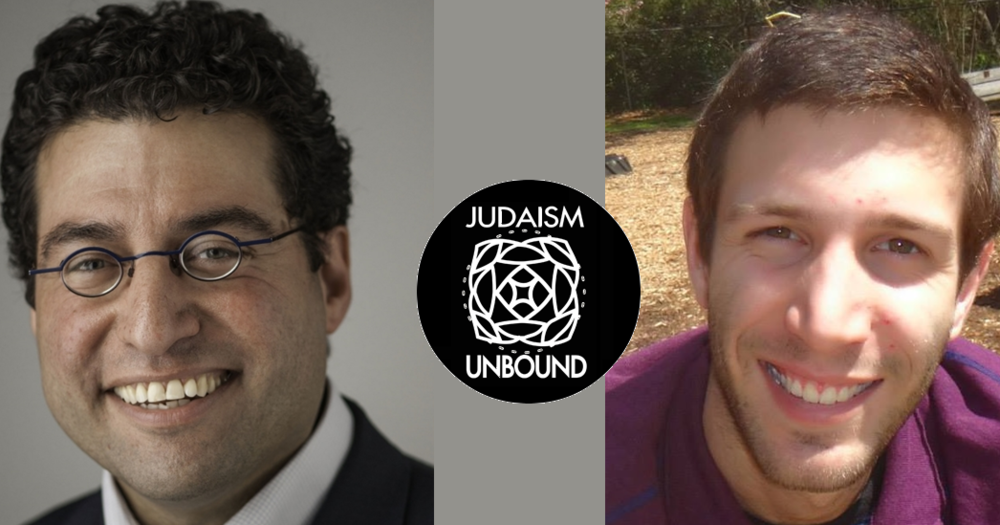 Episode 32: The Art of Judaism - Dan and Lex