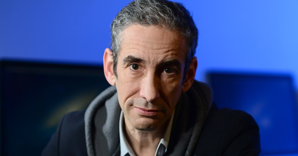 Episode 52: Nothing Sacred - Douglas Rushkoff