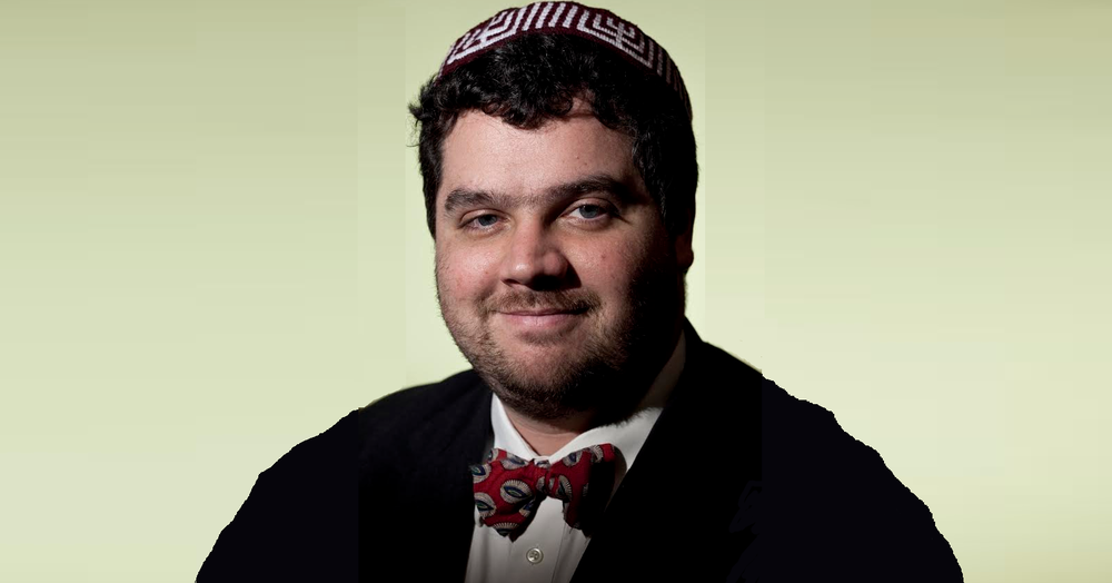 Episode 57: Becoming Jewish on the Web - Juan Mejia