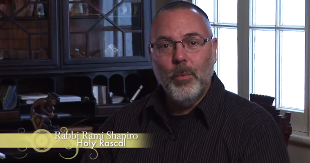 Episode 69: Holy Rascals - Rami Shapiro