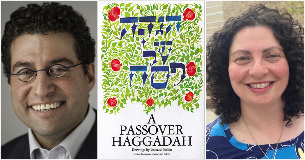 Holidays Unbound Episode 2: Passover I - What is Passover For?