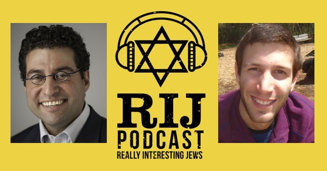 Dan and Lex on RIJ (Really Interesting Jews) Podcast