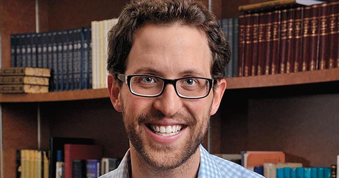 Yom Kippur...In a Beer Garden? - Aaron Potek