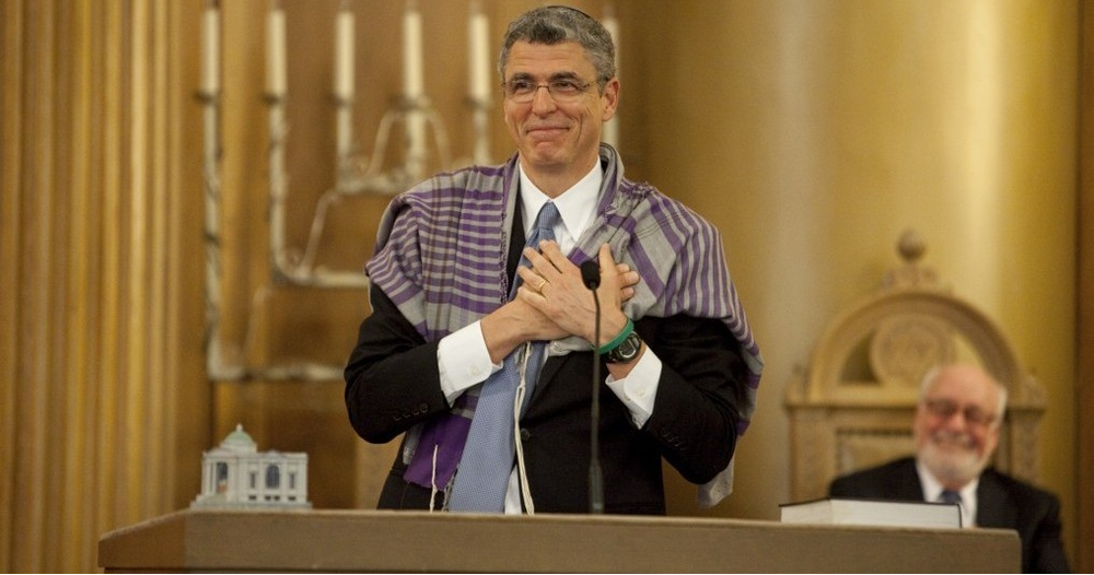 Episode 89: Reform Judaism Today and Tomorrow - Rick Jacobs