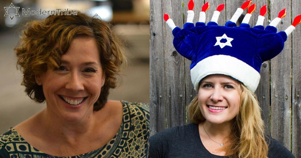 Episode 96: ModernTribe - Amy Kritzer, Jennie Rivlin Roberts