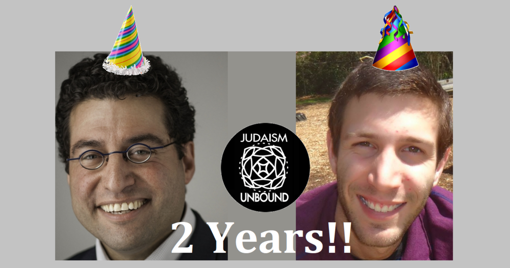 Episode 103: The People's Judaism - Dan and Lex