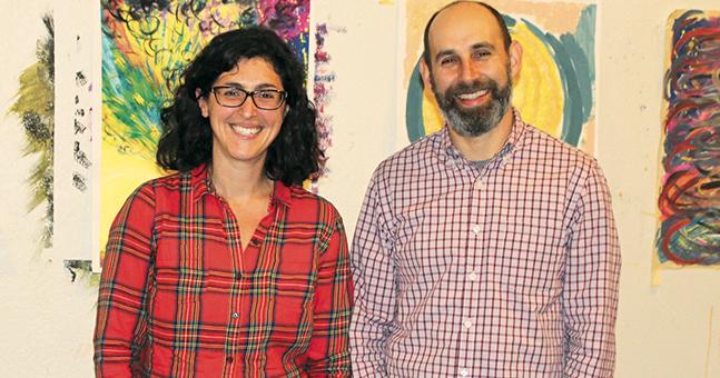 Episode 108: The Jewish Studio Project - Adina Allen, Jeff Kasowitz