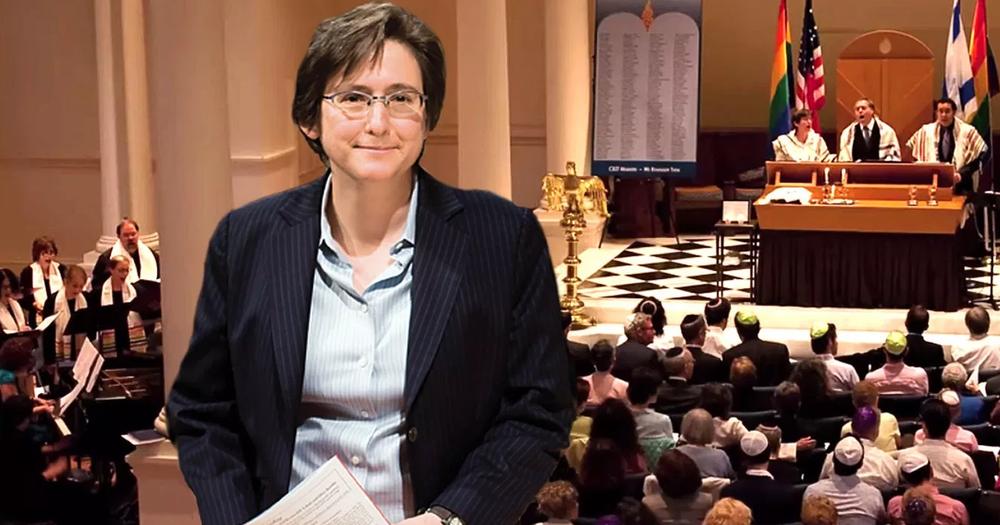 Episode 122: Let's Talk About Israel - Sharon Kleinbaum