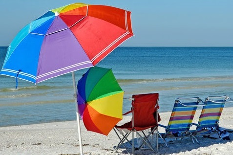 Umbrellas on the sand.jpg
