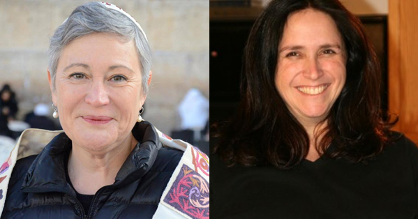 Episode 129: Women of the Wall - Lesley Sachs, Susan Silverman