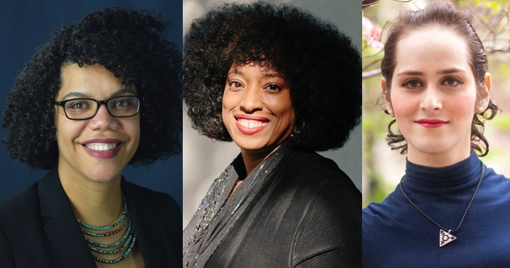 Episode 155: The Women's March - April Baskin, Yavilah McCoy, Abby Stein