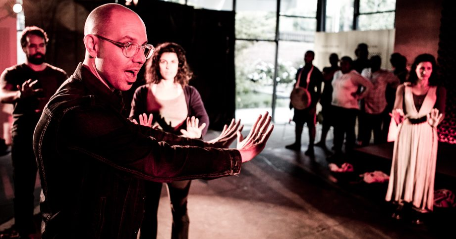 Episode 156: Creating Jewish Theatre - Aaron Henne