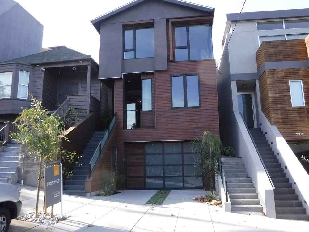 Single Family Potrero Hill Green Point Rated