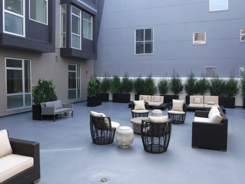 Multi Family Courtyard Mission District Green Point Rated