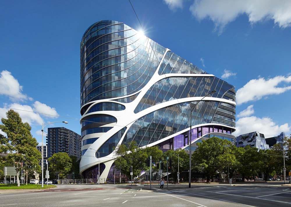 VCCC - Victorian Comprehensive Cancer Centre