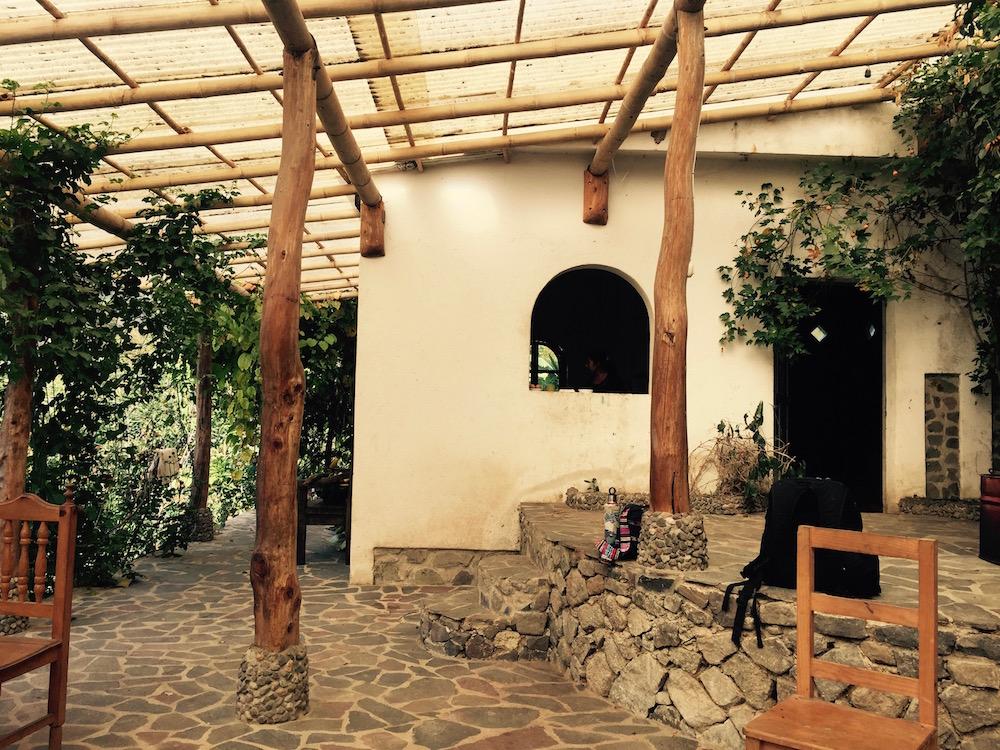 The Classroom at Atitlán Orgnaics. Photo: Lily Rothrock
