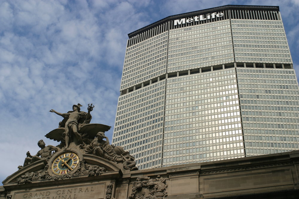 The MetLife Building, Winston & Strawn's NY offices
