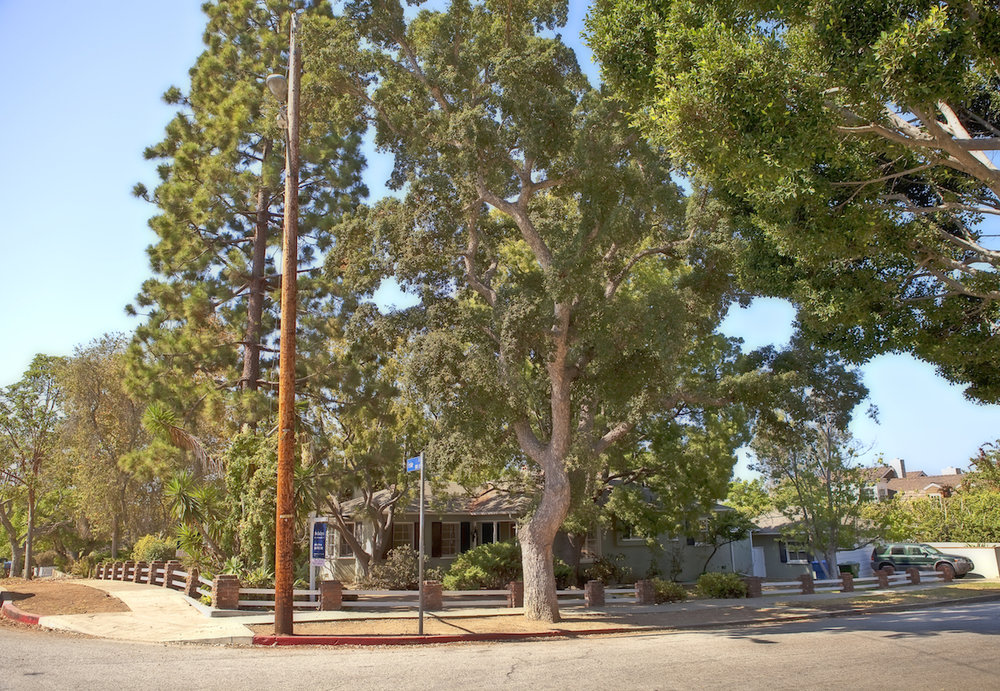 CHARMING TRADITIONAL ON OVERSIZED CORNER LOT   1181 Fiske Street, Pacific Palisades CA 90272   Highest Price Ever Paid for a Tear Down in the Alphabet Streets $3,200,000    First Time On The Market In Almost 50 Years! Privacy and seclusion highlight this charming ± 2,448 SF 4 bed 3 bath Traditional on rare, large and highly coveted ± 9,769 SF corner lot (the largest lot currently for sale) nestled deep in the Alphabet streets, well away from from the hustle and bustle of Sunset Boulevard. Perfect for family or development opportunity. Take a leisurely stroll to the village boutiques, fine restaurants, weekly farmers market, picturesque hiking trails, award winning schools, and the upcoming Palisades Village/Caruso Project. This is the neighborhood, this is the street, this is your home.