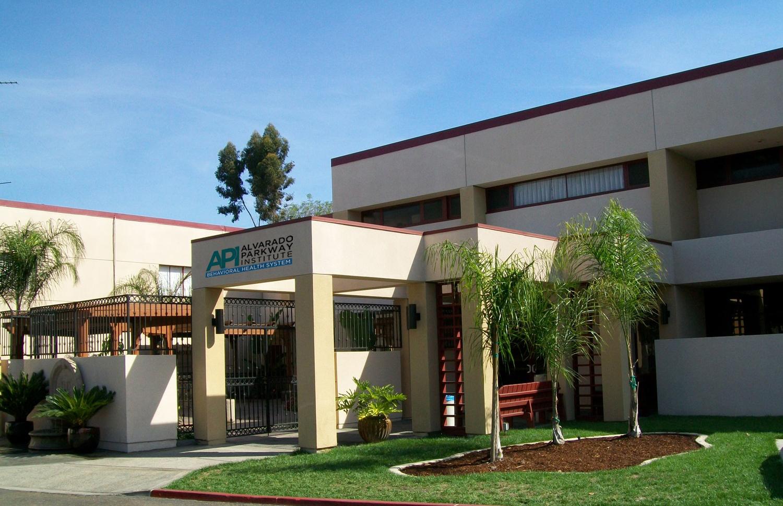 Alvarado Parkway Institute Behavioral Mental Health Center San Diego